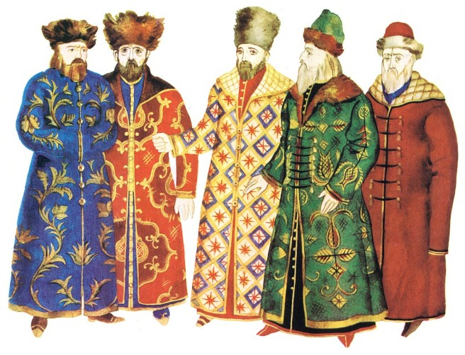 Rindin_VF-Eskiz-kostyumov-boyar-Opera-Pskovityanka-GABT-1971